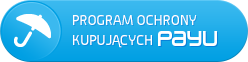 100% bezpieczeństwa transakcji realizowanych za pomocą konta PayU